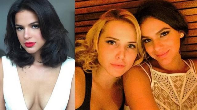 Bruna Marquezine viverá relacionamento lésbico com Letícia Colin em minissérie que estreia neste mês