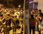 Almadina: Debate entre candidatos termina em caso de policia