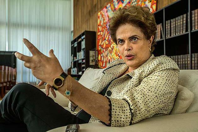 Dilma recorre ao Supremo e pede novo julgamento do impeachment