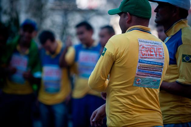 Trabalhadores dos Correios decidem por greve em pelo menos 6 estados