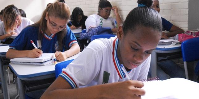 Bahia não alcança meta do Ideb no ensino fundamental 2 e Ensino Médio