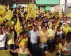 Camamu: Luizinho realiza comícios em Ilha Grande e Travessão neste final de semana