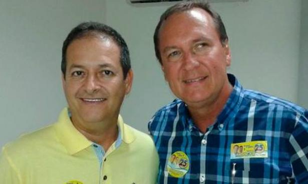 Uruçuca: Moacyr Leite coloca Marcelo Dantas na vice