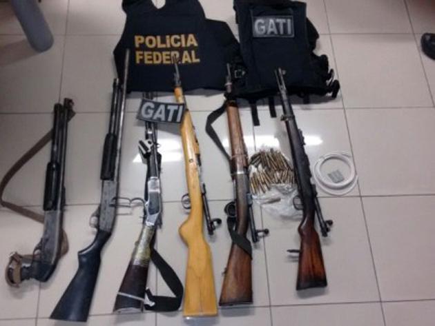 Operação no Sertão de PE prende assaltante procurado da polícia da BA