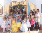 A Garotada fez a festa na Escola Estação Criança