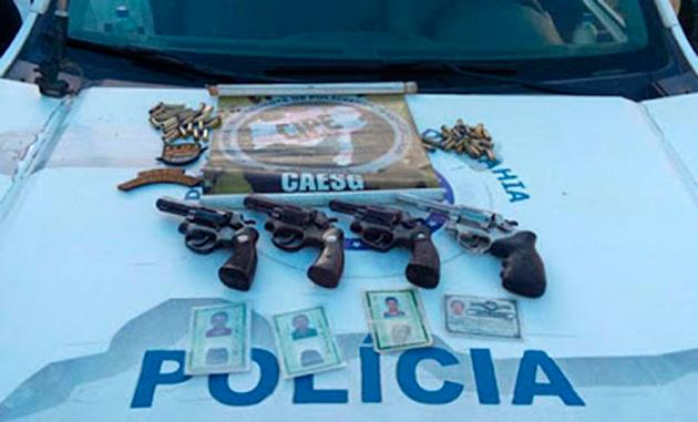 Quatro da mesma família morrem em confronto com a polícia em Brumado