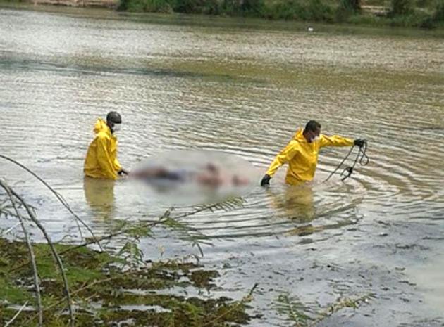 Corpo de homem é encontrado no Rio de Contas em Jequié