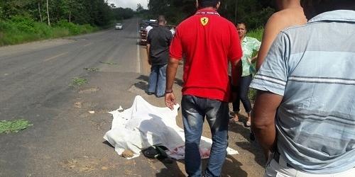Homem é encontrado morto com sinais de violência na BR-330, próximo a Ubatã