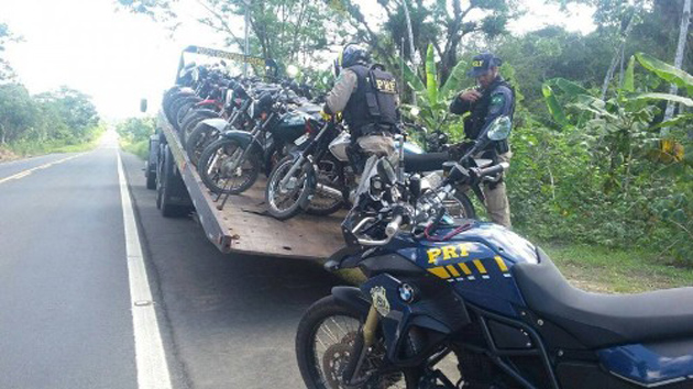 motocicletas-apreendidas-br101-ibirapitanga