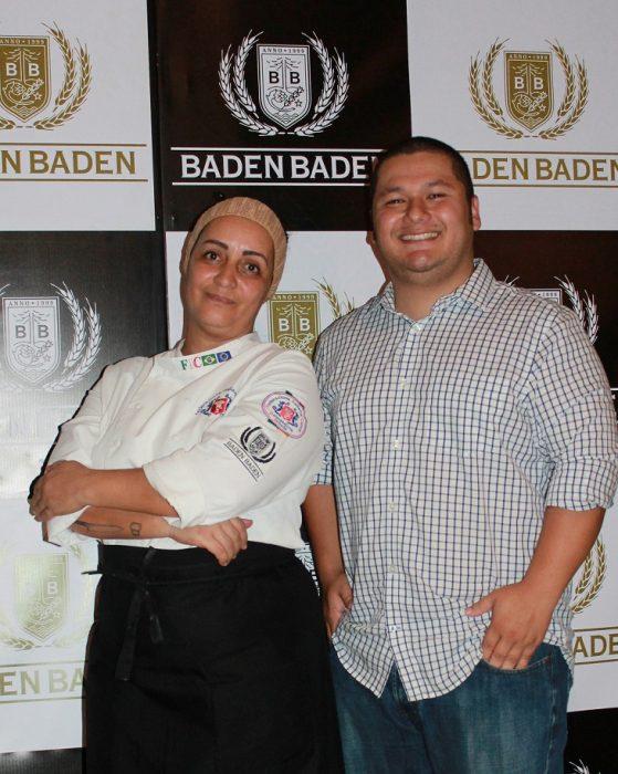 Jantar harmonizado com Baden Baden conquista público em Maraú