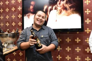 Beer Sommelier Samuel Hoshino