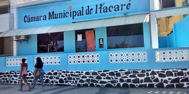 Itacaré: Quatro vereadores podem perder mandato por siglas não respeitarem cota de mulheres