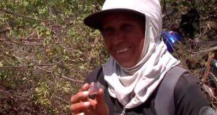 Descoberta de jazida de ametistas atrai garimpeiros a cidade no norte da Bahia