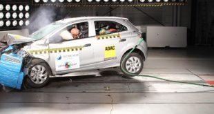 Carro mais vendido do Brasil, Onix tira nota zero em teste de segurança