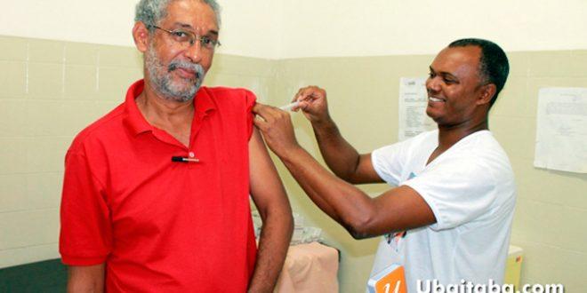 Sábado é Dia de Mobilização Nacional de Vacinação contra a Influenza