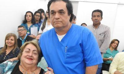 Itabuna: Médico José Henrique está internado com suspeita de coronavírus