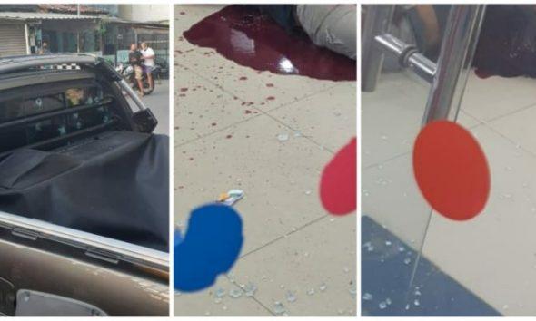 Assalto a carro-forte deixa um morto dentro de banco em Periperi