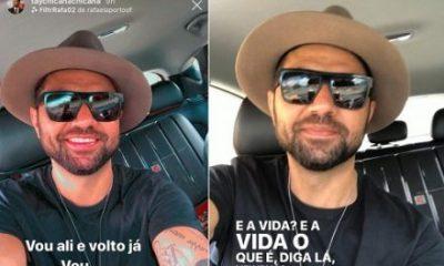 Cantor da banda Chicana morre em acidente de carro na BR-116