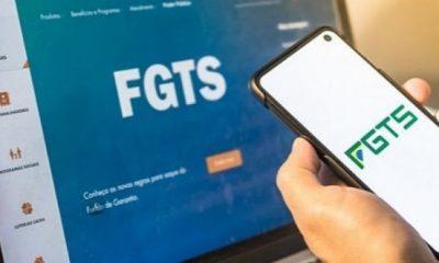 FGTS emergencial: Caixa paga trabalhadores nascidos em outubro nesta terça