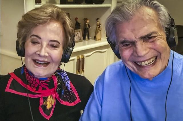 Glória Menezes e Tarcísio Meira encerram contrato com a Globo