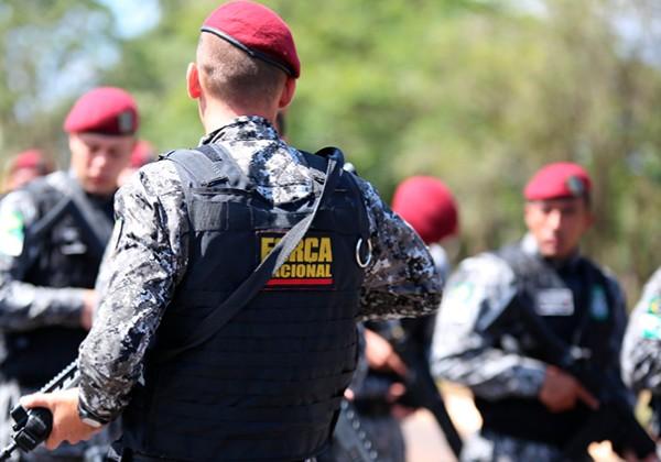 MPF questiona ministérios sobre envio da Força Nacional à Bahia