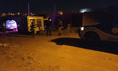 Mulher de 41 anos é morta com golpes de barra de ferro na BA e ex-companheiro é preso