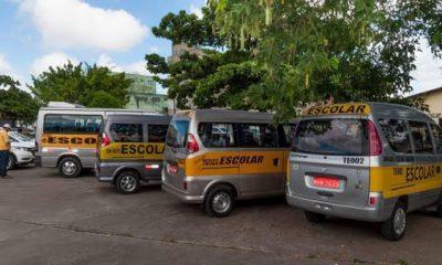 Prefeitura de Itabuna permite que vans escolares transportem passageiros durante pandemia