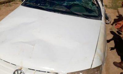 Ubaitaba: Veículo capota a caminho de Piraúna