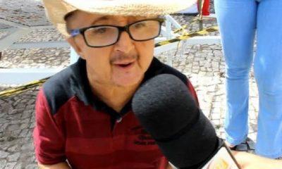 Humorista Jotinha é internado em estado grave com suspeita de Covid-19
